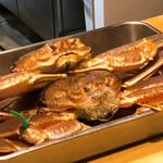 Tagawa - 見事な間人蟹 大きい‼️