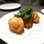Mimosa - 金華ハムの中国パイ包み