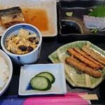 Shuboukisaragi - 日替り定食750円込
