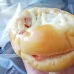 平野パン - ハムポテト(税抜き160円)