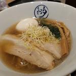 らぁめん 汐 - 汐らぁめん(680円)