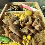 101394951 - 元祖 鶏めし弁當