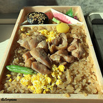 101394952 - 元祖 鶏めし弁當
