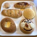 高原のパン屋さん - 今回買ったパン