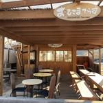 高原のパン屋さん - テラス席