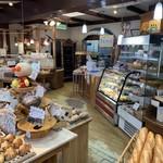 高原のパン屋さん - 店内
