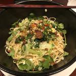 中国酒家 辰春 - 汁なし担々麺