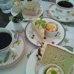 SAWAI COFFEE&TEA - ケーキセット