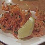 シャティバ - 河蝦のかき揚げ