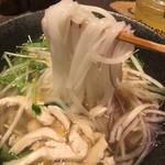 米麺食堂 - 米麺のリフト