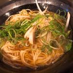 鴻盛園 - 鶏がら醤油ラーメン