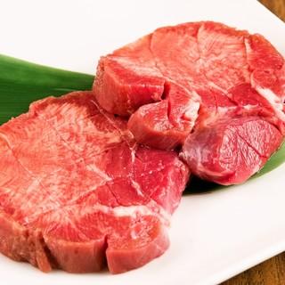 牛も豚もオススメ☆みんな大好きタン焼き