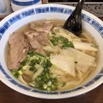 蘭州牛肉麺 - 料理写真: