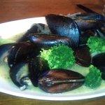 10141283 - ムール貝の白ワイン蒸し