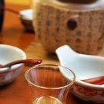 豆井 - フルーツ酢ドリンク