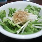 琉球梅酒ダイニング てぃーだ - サラダ