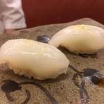 鮨 香坂 - 料理写真:甲烏賊