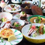 日本料理 空海 - 早春の懐石コース
