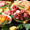 焼肉 黒テツ - 料理写真:肉集合