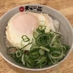 天下一品 - 選べるミニ丼セット/め玉ごはん(200円)