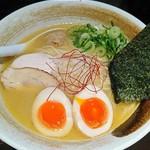 麺屋 武一  - 鳥白湯