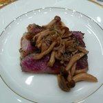 上杉城史苑 - 料理写真:米沢牛のステーキ