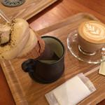 スリーフィッシュコーヒー - モカソフト