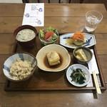 玄米生活 - 玄米ごはんのLUNCH