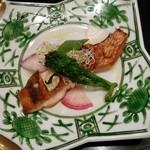 りとりーと - ランチ お魚料理