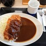 かつや - 料理写真:カツカレー(梅)(650円)