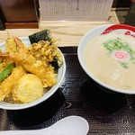 天丼・らぁ麺 ハゲ天 -