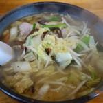 麺や一発 - 料理写真:一発塩めん(¥850)