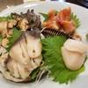 かっぱ屋 - 料理写真:貝4種盛り