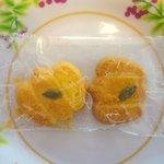 サンタムール - かぼちゃのクッキー