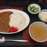 家庭料理 味楽 - カレー定食