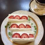 ダイバンコーヒー - 料理写真:
