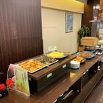 御苑食堂 ジャルダン - 和食コーナー