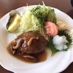 紀和 - 料理写真:日替わり定食(¥788)