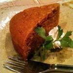 野菜料理と土鍋ごはんの店 侒 - お野菜で作ったデザート