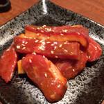 焼肉まるしま - 黒毛和牛かっぱ
