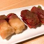 デザイナーズ個室×肉バル BRUNO - 肉寿司(ブリスケ)