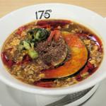 175°DENO担担麺 - 酸辣湯麺(サンラータンメン)1,000円