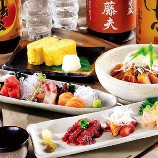 福岡や北九州市の郷土料理に舌鼓…。観光客の方にもおすすめ。