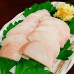 山羊料理 南山 - 山羊金玉(1,800円)