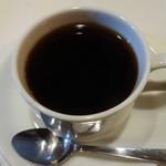 オー・グルマン - コーヒー