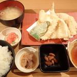 101454600 - 「上天ぷら定食」(864円)