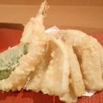 101454611 - 「上天ぷら定食」(864円)