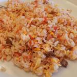 香香楼 - 料理写真:梅シソ炒飯