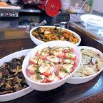 イル・バーカロ - テーブル上のお料理