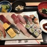 Takarazushi - にぎり 1.5人前 1,500円(税込)